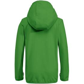 VAUDE Pulex Chaqueta Capucha Niños, verde